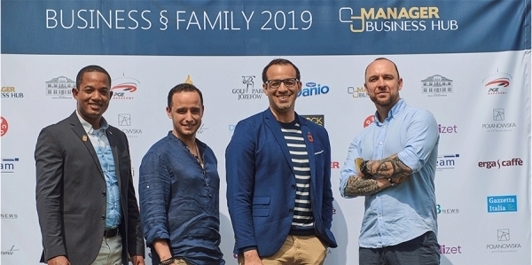 """Business & Family"" Manager Business Hub 2019"